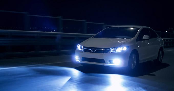 Iluminação Automotiva: como e quando usar as luzes do carro corretamente