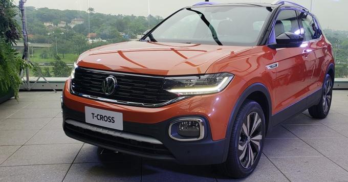 Conheça o T-Cross, o SUV da Volkswagen para 2019