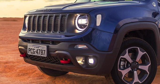 Jeep Renegade 2019: Confira todas as Novidades
