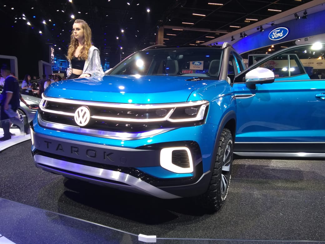 Lançamento Volkswagen Tarok: veja detalhes da pick up rival da Fiat Toro