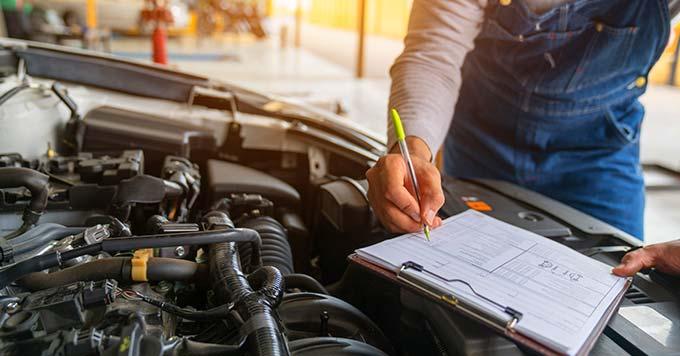 Quais os reparos para fazer antes de vender o carro?