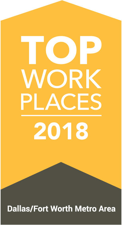 Top Places to Work in DFW