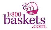 1800Baskets.com store logo