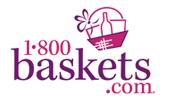 1800Baskets.com store logo
