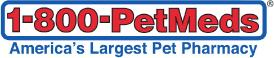 1-800-petmeds store logo