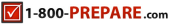 1-800-Prepare.com store logo