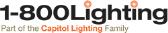 1-800Lighting store logo