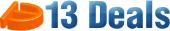 13 Deals store logo