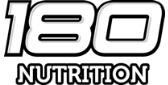 180 Nutrition store logo