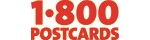 1800 Postcards store logo