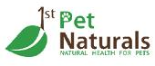 1st Pet Naturals store logo