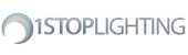 1STOPlighting store logo