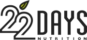 22 Days Nutrition store logo
