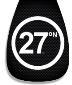27 North USA store logo