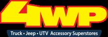 4 Wheel Parts store logo