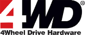4wd store logo