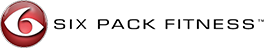 6 Pack Fitness store logo