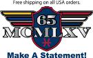 65 MCM LXV store logo