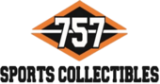 757 Sports Collectibles store logo