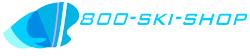 800 Ski Shop store logo