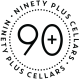 90+ Cellars Wine Shop store logo