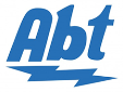 Abt Electronics store logo
