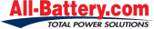All Battery store logo