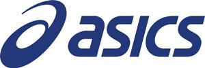 ASICS store logo