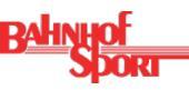 Bahnhof Sport store logo