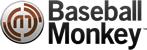 Baseball Monkey store logo