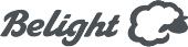 BeLight store logo