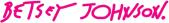 Betsey Johnson store logo