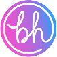 BH Cosmetics store logo