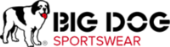 Big Dog Sportswear store logo