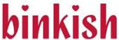 Binkish store logo