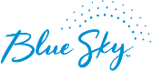 BlueSky store logo