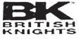 British Knights store logo
