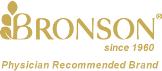 Bronson Vitamins store logo