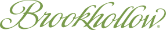 Brookhollow Cards store logo