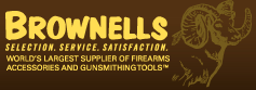 Brownells store logo
