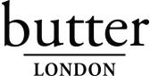 butter LONDON store logo