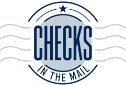 Checks in the Mail store logo