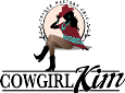 Cowgirl Kim store logo