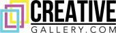 CreativeGallery.com store logo