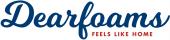 Dearfoams store logo