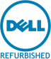 Dell Refurbished Computers store logo