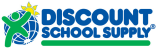 Discount School Supply store logo
