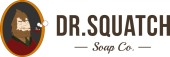 Dr. Squatch store logo