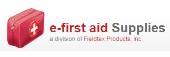 e-first aid Supplies store logo