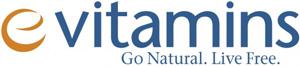 eVitamins store logo